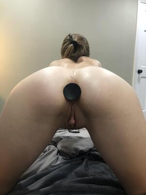 First butt plug arrived today, can't wait to post more with it