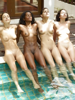Paddling Foursome