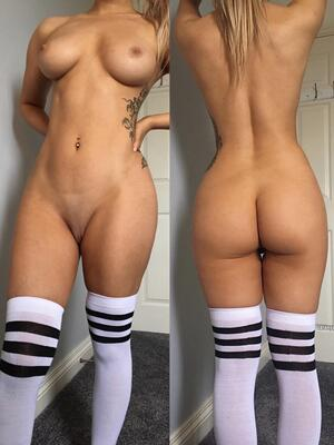 Knee high socks stay on during On Offs