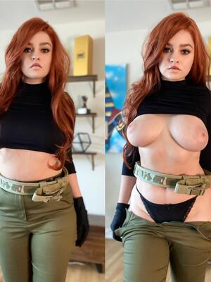 How's my Kim Possible?