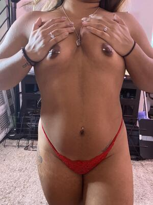 Any love for my tiny tits?