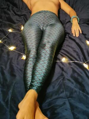 Would you fuck this mermaid?