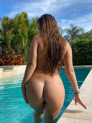 Play with me by the pool