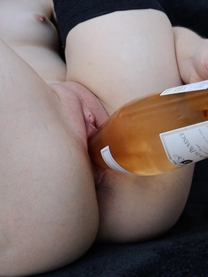 I love to relax with a glass of wine
