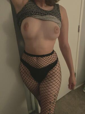 I feel so sexy. Tell me what you think