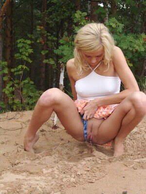 Beach relief