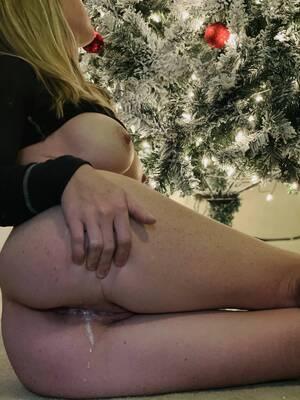 Cream pie for Christmas