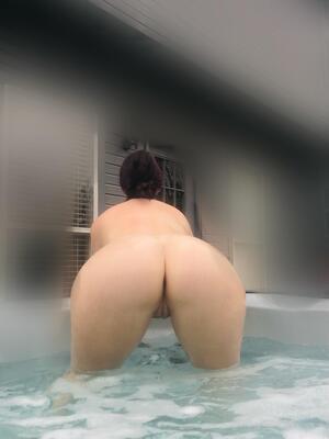 How do you like my backside?