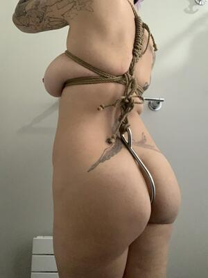 Rope and a hook are my favorite combo