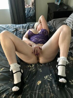 One more mature milf