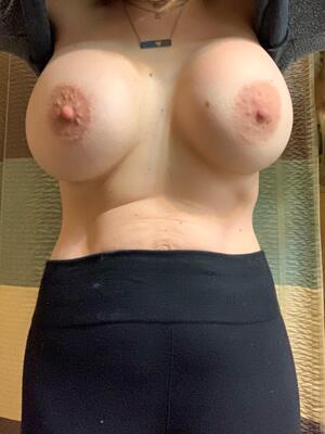 Do you like my big tits?