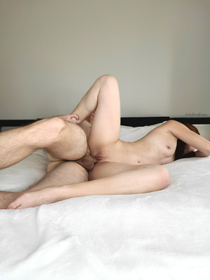 I love to be spread wide open
