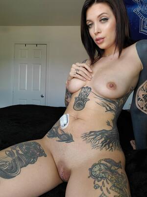 Do you like my tattoos?