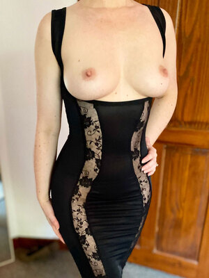 This is definitely my 'naughty dress