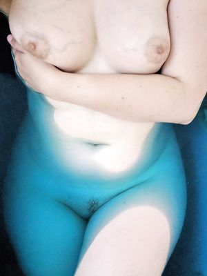Busty Babe With Hairy Pussy In Bath