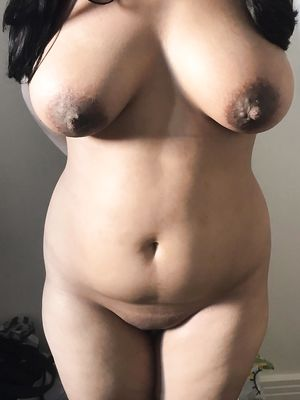 Fatty Indian Babe Frontal Nude