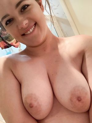 """I """"accidentally"""" sent this photo to a few of my hubby's friends"""