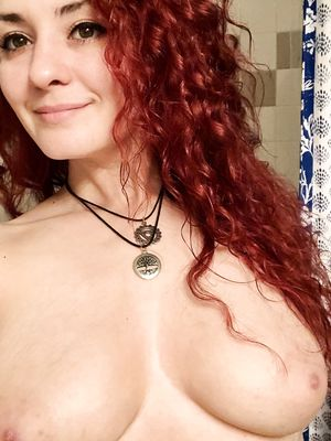 Happy tits and smiles to start the day