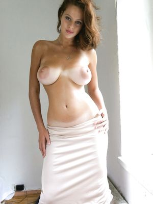 puffy nipples, tit, no bra, posing, gf
