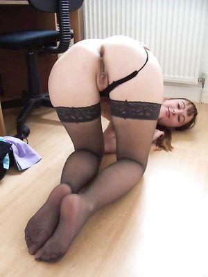Behind, ass, posing, flashing, gf, pussy