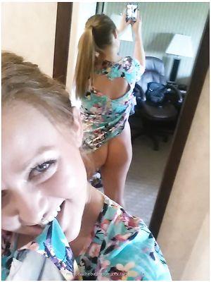 ass, gf, posing